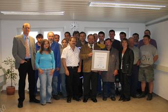 Zertifizierung Qualitätsmanagement, 2005